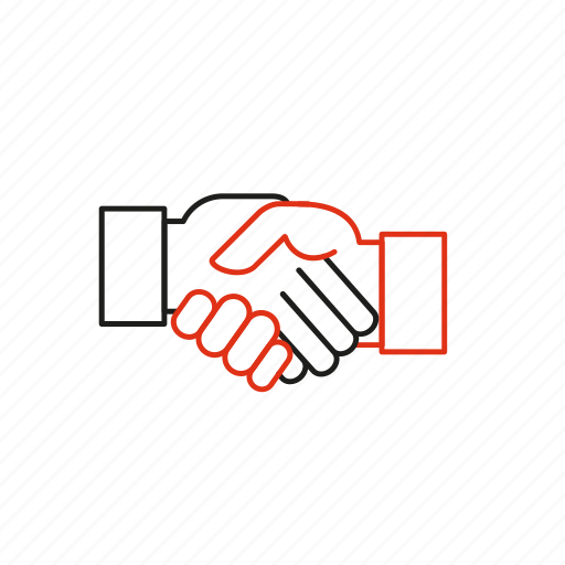 affiliate, crm, hand, loyalty, negotiation, partnership, relationship icon