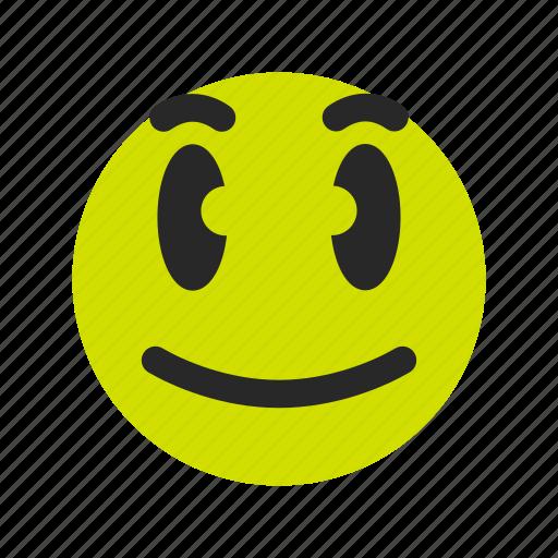 average, emoji, emoticon, face, good, rating, satisfaction icon