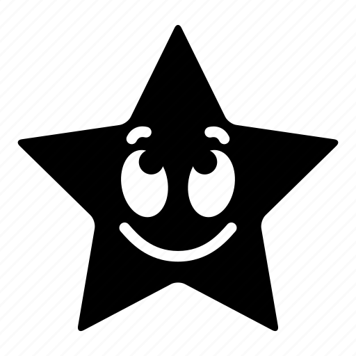 excellent, expression, face, rating, review, satisfaction, star icon