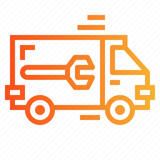 car, delivery, transport, transports, truck icon