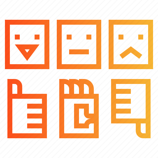 emoji, emotion, rate, satisfaction, smileys icon