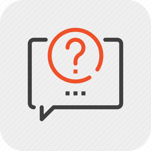 Answer, communication, conversation, help, message, question, support icon - Download on Iconfinder