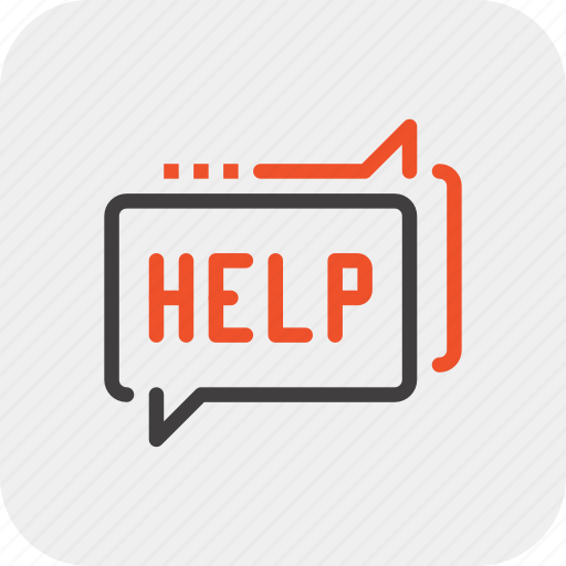 answer, communication, conversation, help, message, question, support icon