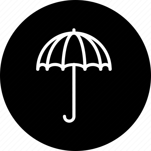 insurance, protection, safety, secure, umbrella icon
