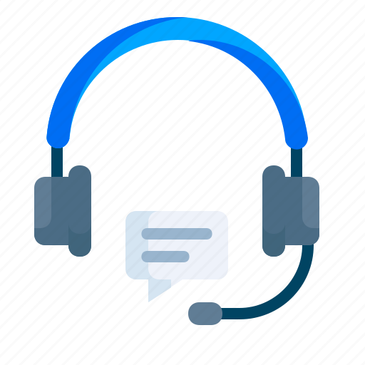 care, communication, customer, headphone, help, support icon