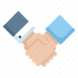 contact, deal, friend, partnership, shakehand icon
