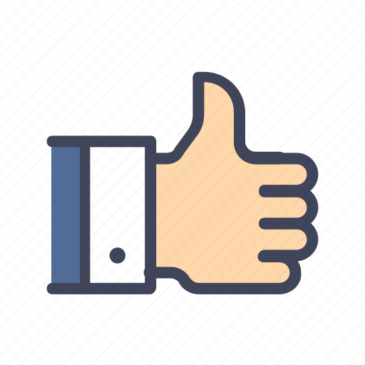 feedback, good, motivate, rating, thumsup icon
