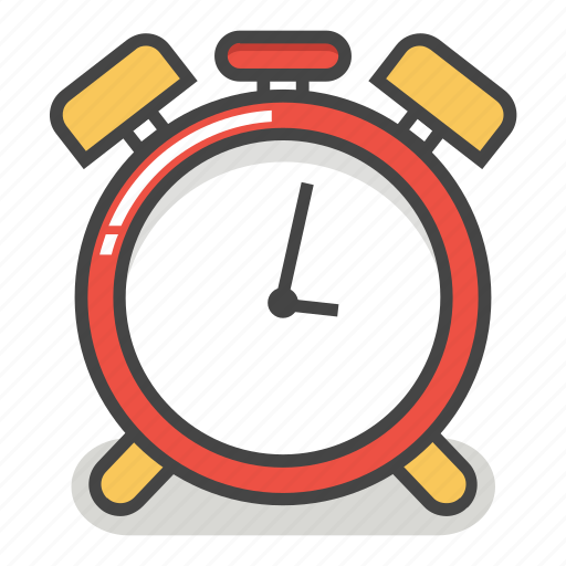 alarm, clock, deadline, emoji, minute, time, timer icon