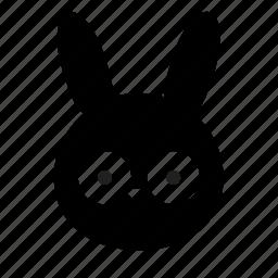 animal, animal2, bunny, critter, cute, rabbit, silly icon