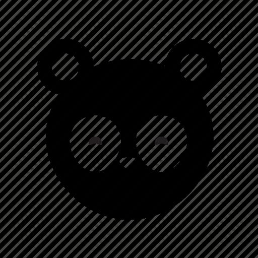 animal, animal5, bear, critter, cute, panda, silly icon