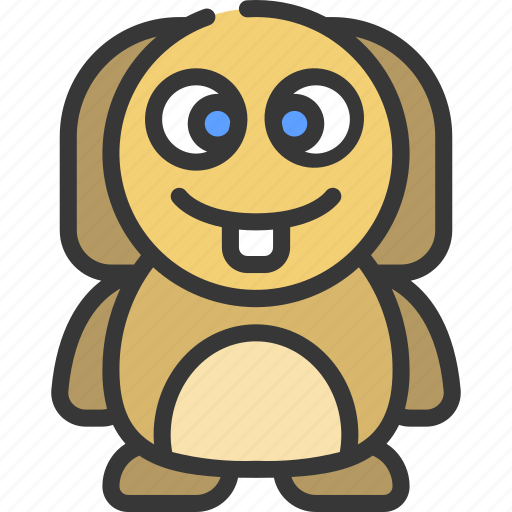 Long, ear, monster, cartoon, character icon - Download on Iconfinder