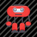 bot, cartoon, cute, cyborg, robot, toy