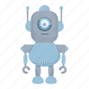 bot, cartoon, cyborg, robot, toy