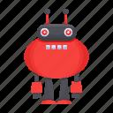 bot, cartoon, cute, robot, toy