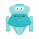 artificial intelligence, cute, droid, humanoid, robot