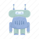 bot, cartoon, cyborg, droid, robot, toy