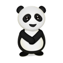 animal, bear, panda icon