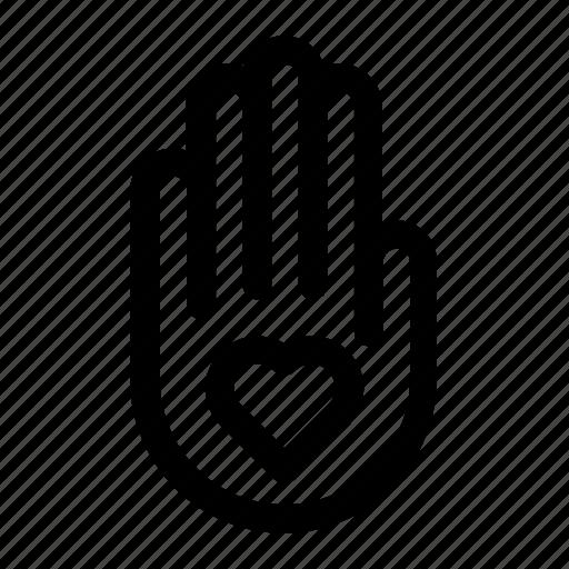 heart, social, solidary, volunteer, volunteer experience icon