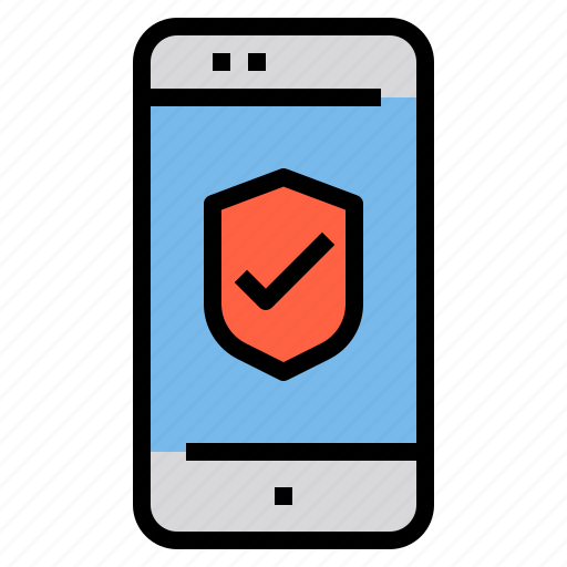 Crime, defence, protection, smartphone icon - Download on Iconfinder