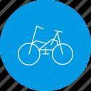 bicycle, bike, vehicles