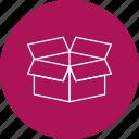 box, dropbox, entoni icon
