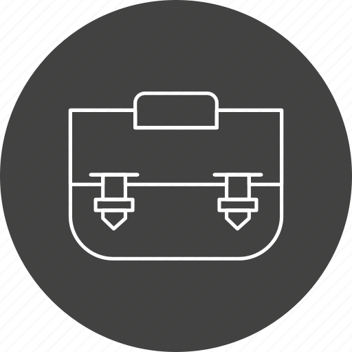 Bag, briefcase, business icon - Download on Iconfinder
