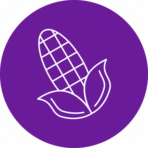 corn, food, pop, vegetable icon