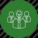 brainstorming, creative, team, teamwork