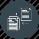 arrow, document, export, file, forward, forwards