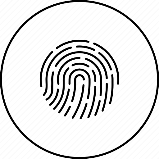 Biometric, fingerprint, forensic, hacker, science, threat, thumbprint icon - Download on Iconfinder