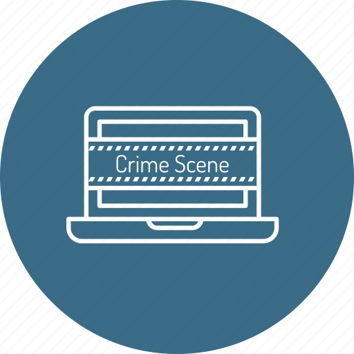 crime, data, device, hack, leak, threat, unsecure icon