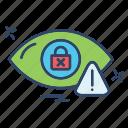 crime, cyber, eye, internet