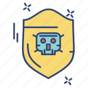 crime, cyber, internet, sheild