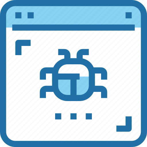 browser, crime, hack, security, website icon