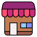 shop, market, store, showcase, shopping icon