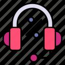 support, call, center, customer, service, headphones