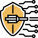 internet, security, protection, scan, shield
