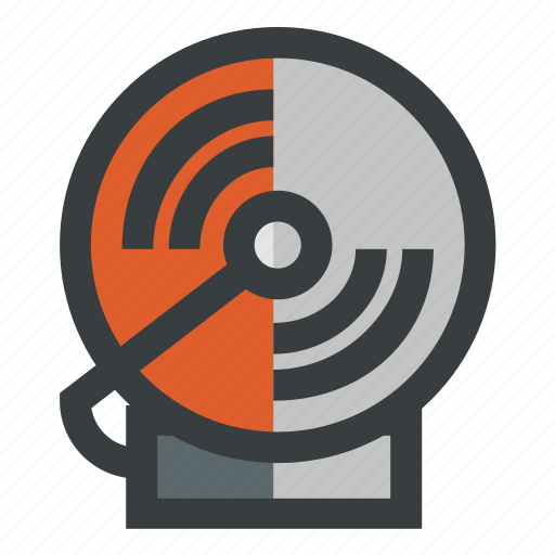 alarm, alert, security icon