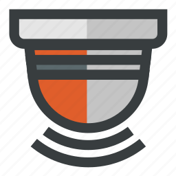 alarm, secure, security icon