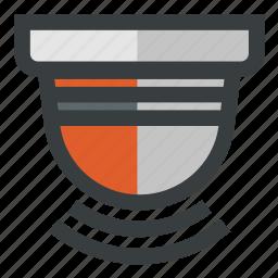 alarm, secure, security icon