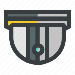 camera, motion, security icon