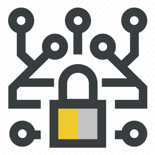 lock, protected, secure, security icon