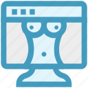 body, lcd, privacy, protection, scan, security icon