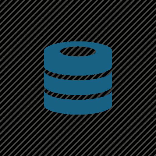 Data, database, server icon - Download on Iconfinder