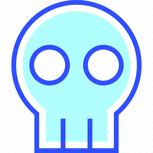 Business, company, cyber, digital, security, skull, startup icon - Download on Iconfinder