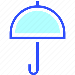 business, company, cyber, digital, security, startup, umbrella icon