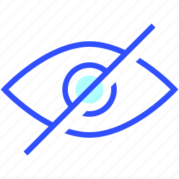 business, company, cyber, digital, eye, security, startup icon