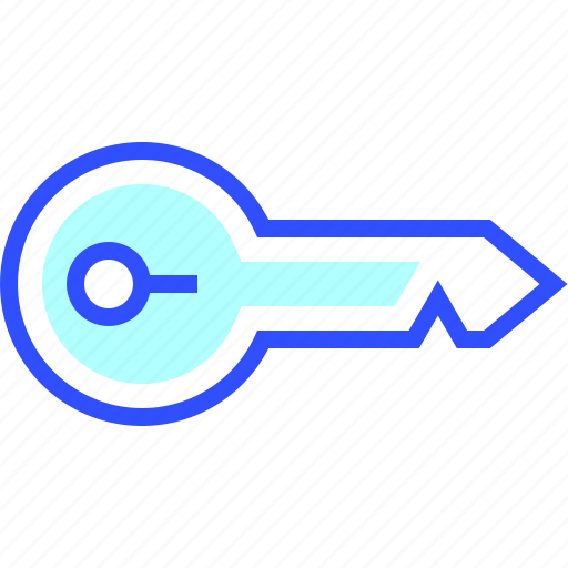 business, company, cyber, digital, key, security, startup icon