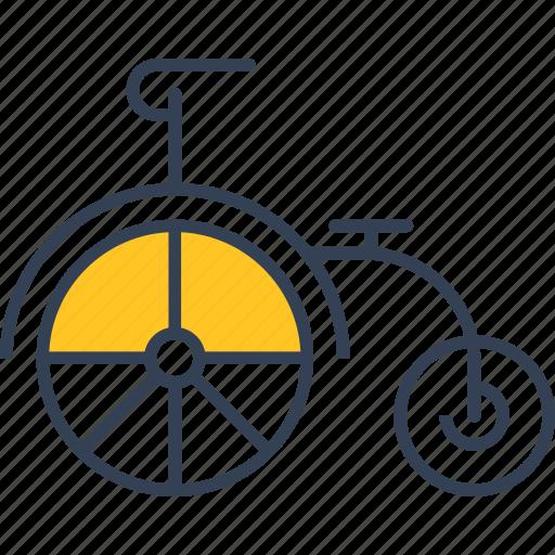 bike, cycling, sports, transport icon