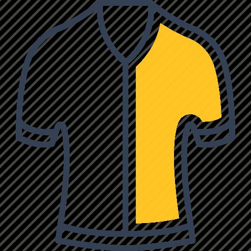 cycling, shirt, sportswear icon
